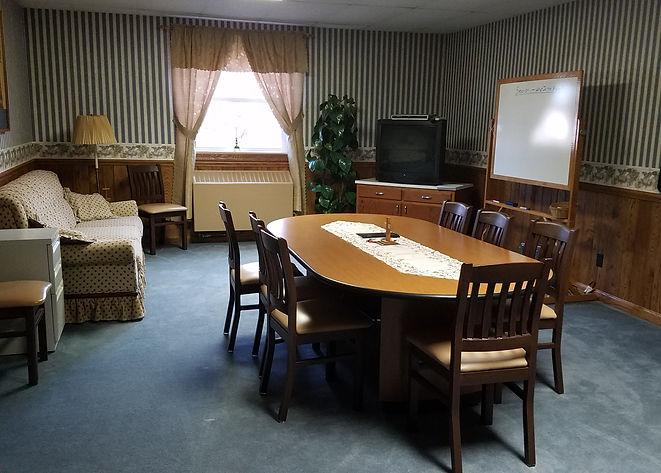 Meeting Room, parlor
