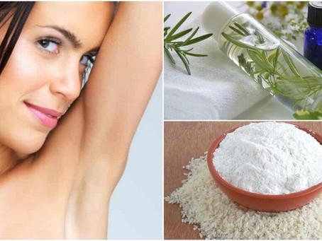 Receta 2 de Desodorante natural: