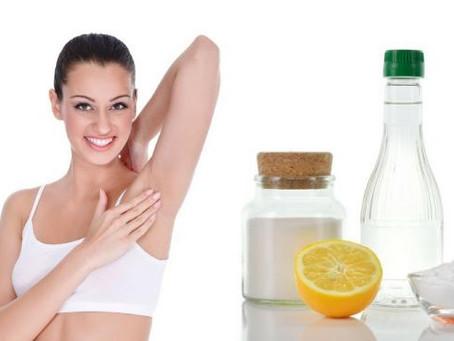 Razones de porqué usar Desodorantes naturales: