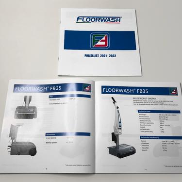 Prijslijst Floorwash®