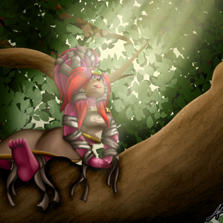 .:Kathy - sitting in a tree:.