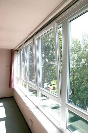 Rehau Total70 Tilt & Turn Window