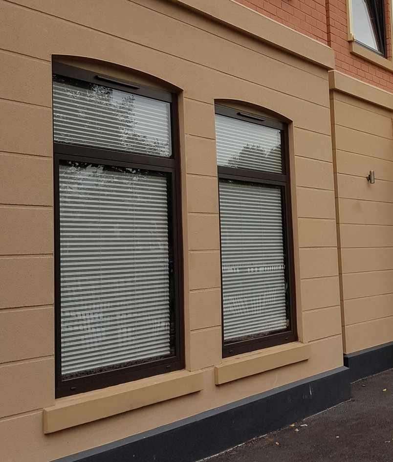 Kestrel Tilt & Turn Window in Anthracite Grey