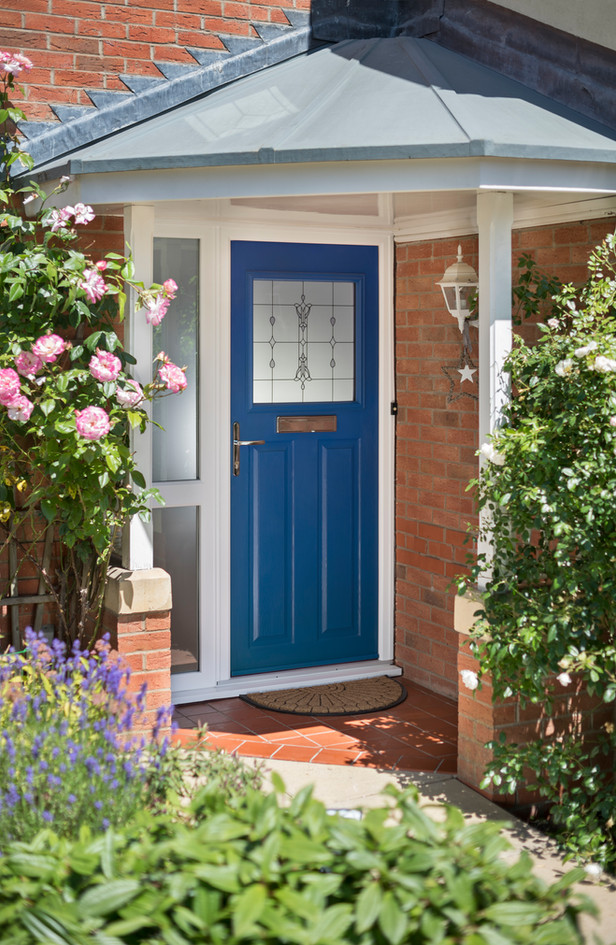 Solidor in Blue