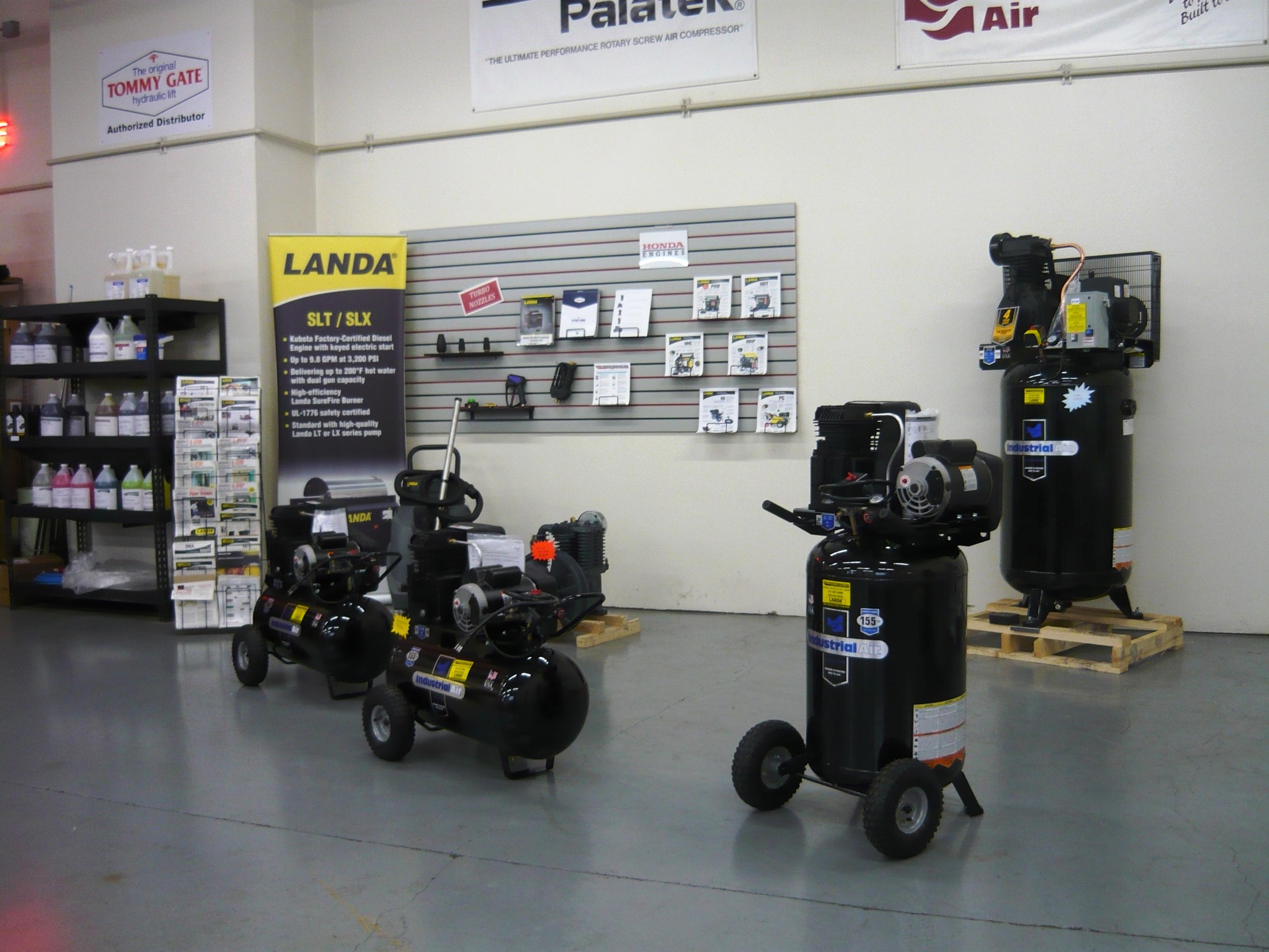 Pressure Washers | Eugene | United Industrial Equipment
