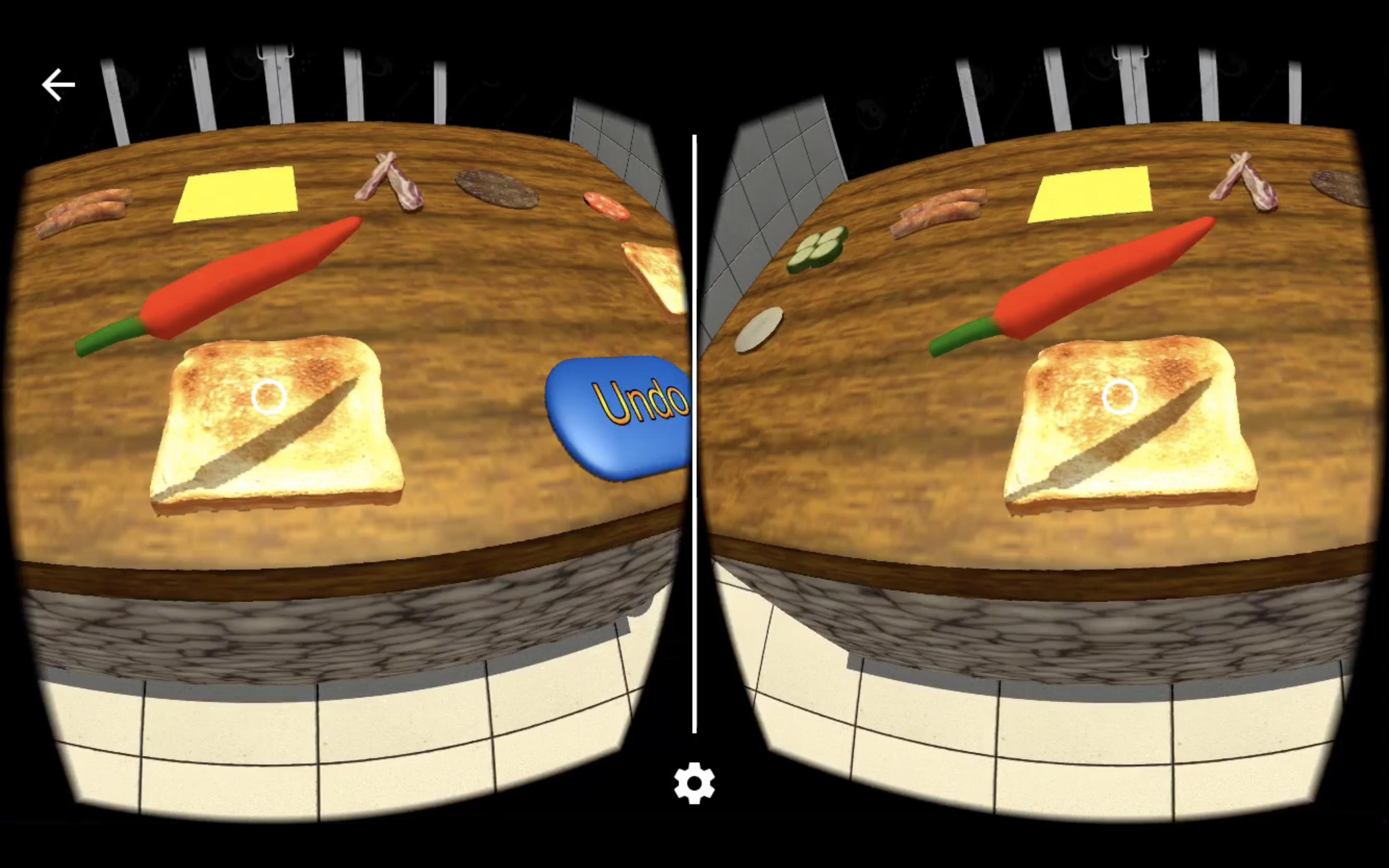 Sandwich Maker VR
