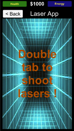 PhoneScreen Laser
