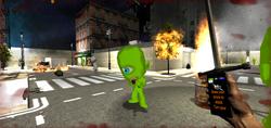Main Game Combat