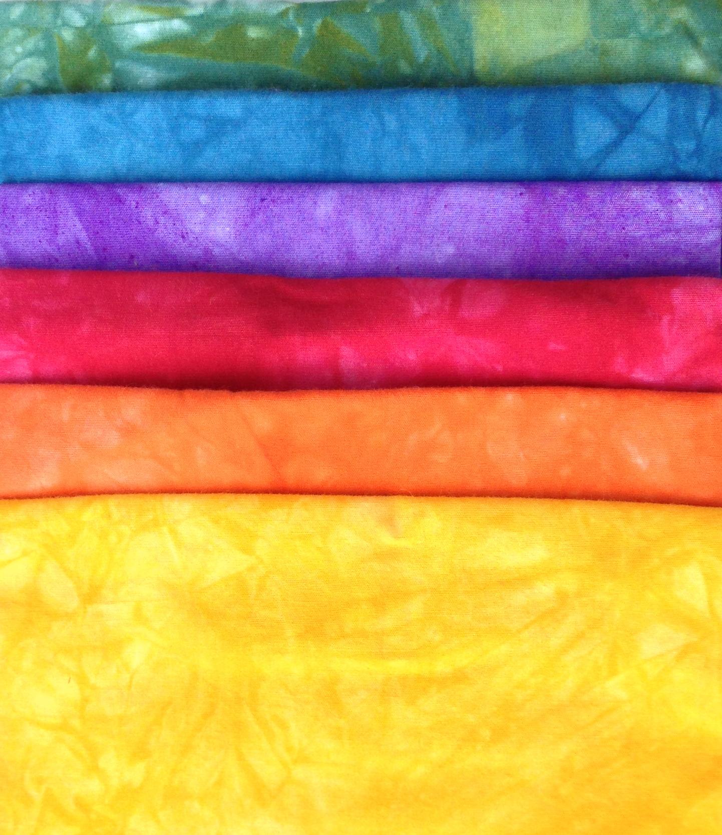 6 Step Rainbow Vivid
