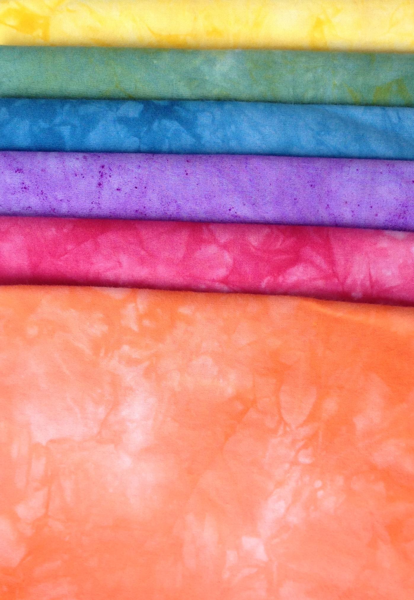 6 Step Rainbow Medium