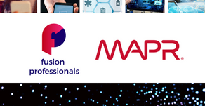 Fusion Professionals Partner with MapR