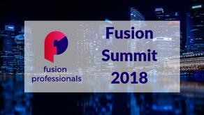 Fusion Summit 2018