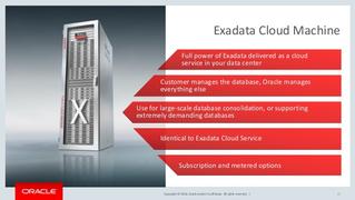 Case Study: Implementation of Exadata Cloud Machine (ExaCM) at