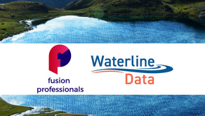Fusion Professionals announces Partnership with Waterline Data