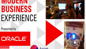 In the News : Oracle Modern Business Experience – Sydney #OracleMBX