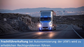 Automatisierung der LKWs