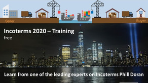Incoterms 2020 – free online Training