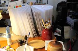 creative space embellishments