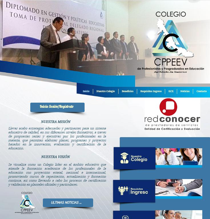 Colegio de Profesionistas y Posgrados en Educacion del Estado de Veracruz