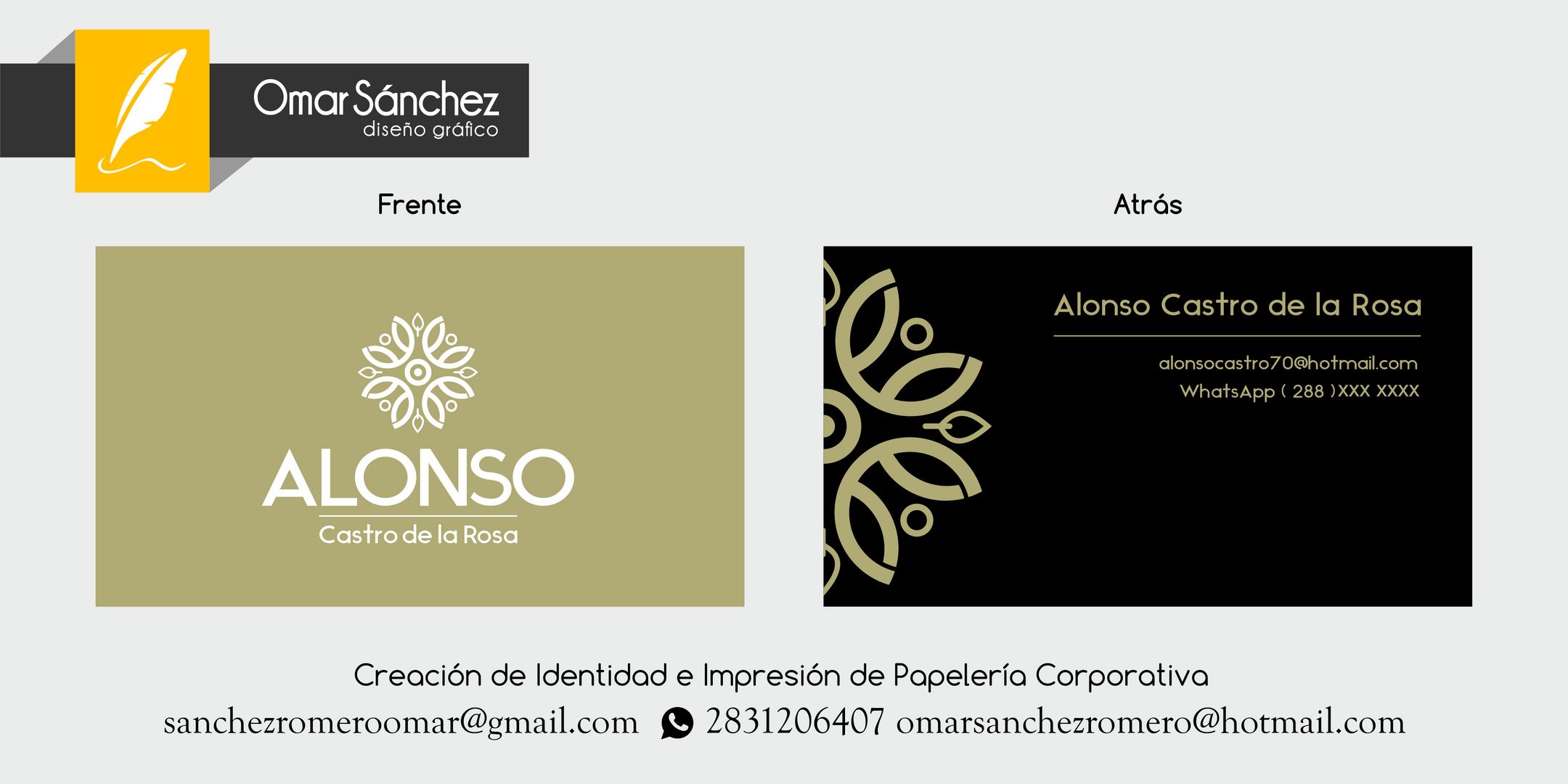 "Consultor de Imagen ""Alonso"""