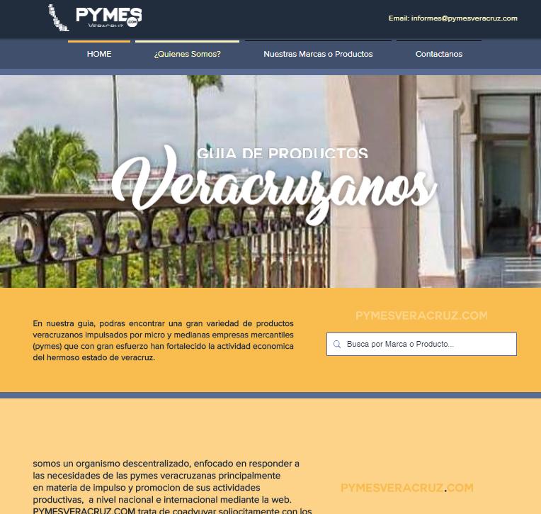 Organizacion de Pymes Veracruz