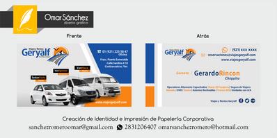 """Agencia de Viajes """"Geryalf"""""""