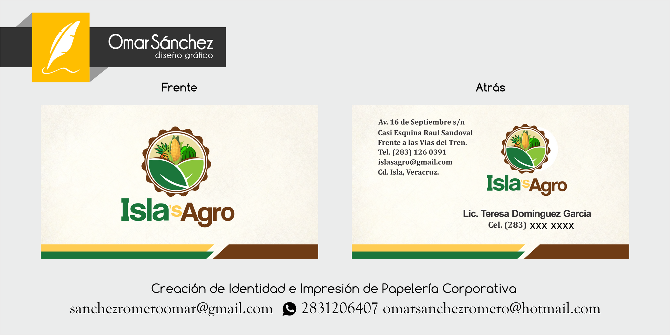 """Prodructo Quimicos Agricolas """"Isla´s Agro"""""""