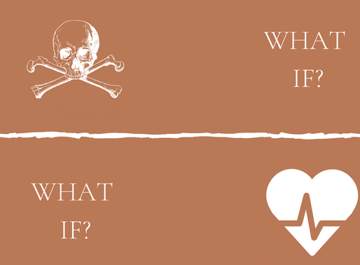 What If?  1 question with 2 different destinations