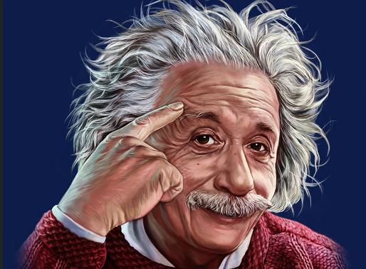 Albert Einstein & Thinking Prisons