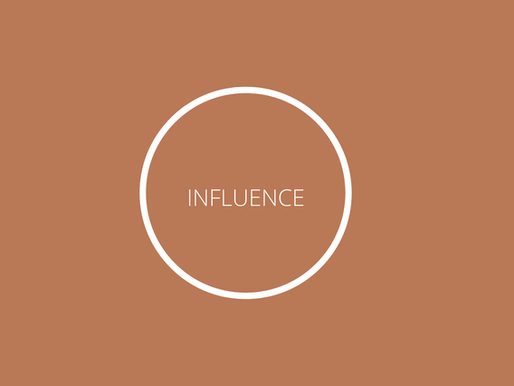 THE CIRCLE OF INFLUENCE WORKSHEETS