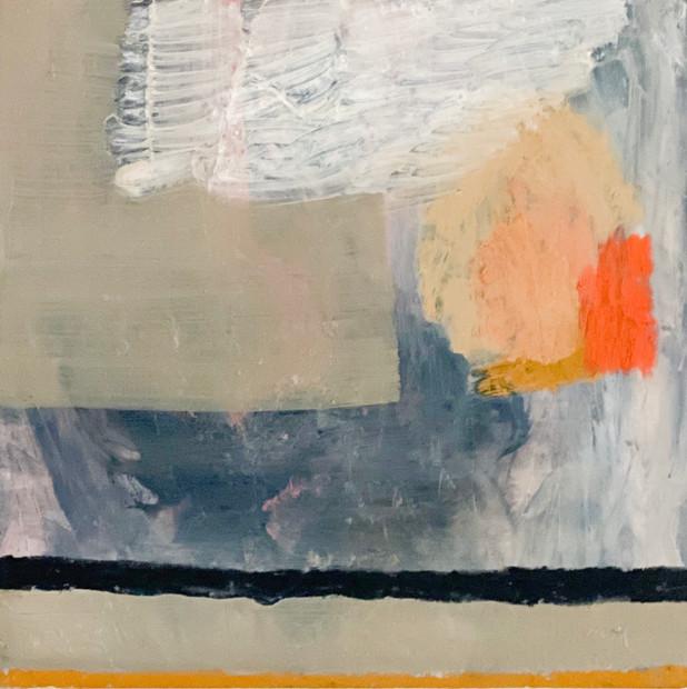 "Birdhouse #2 ""The Lines We Draw"""