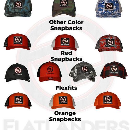 Flatlander's Snapback Hat