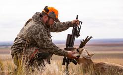 Josh Kansas Antelope seekins vortex walk