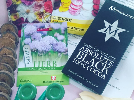 Make Garden Cook Subscription Box - July - What's in the box?.......