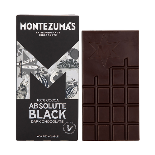 Montesuma 100% Chocolate - Absolute Black