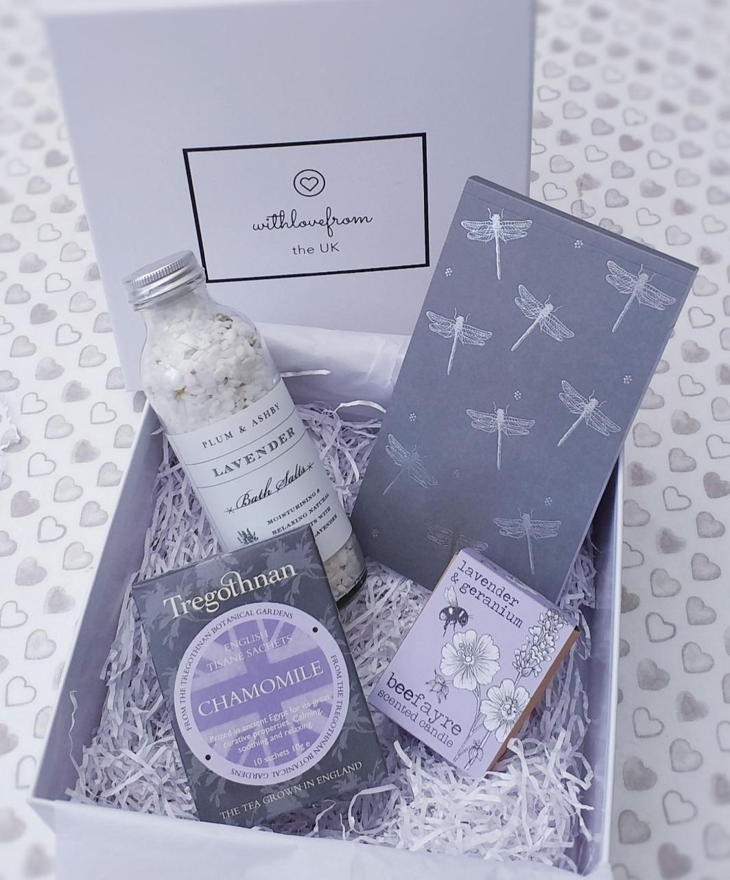 WLFTUK Tranquility Gift Box