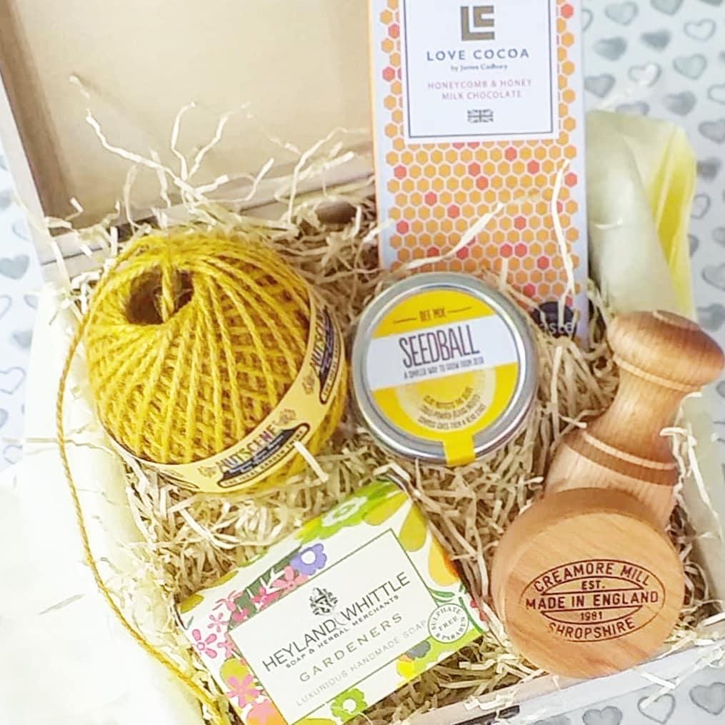 WLFTUK Gardener's Delight Gift Box