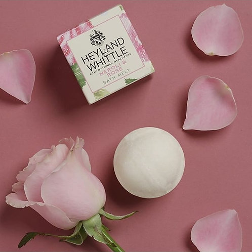Neroli & Rose Fragrance Bath Melts
