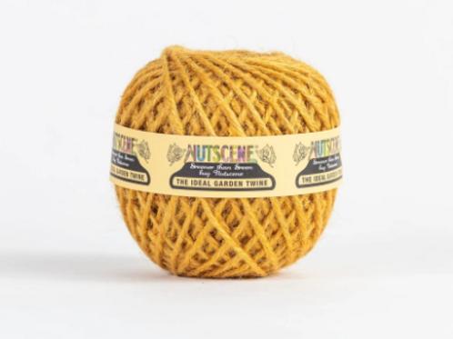 Nutscene® Saffron Jute Twine Ball