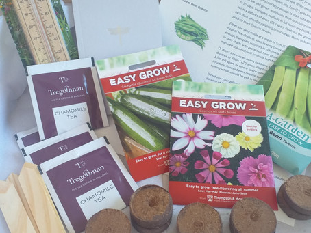 Make Garden Cook Subscription Box - June - What's in the box?.......