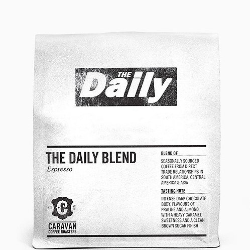 Caravan Coffee - 'The Daily Blend'