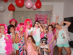 יום הולדת מסיבת פיג׳מות