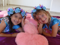 מסיבת פיג׳מות בנות