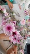 סדנת שזירת פרחים