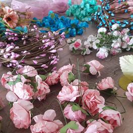 ערכות יצירה לילדות הפרחים