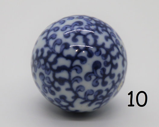 Ukidama piccola N° 10 - diametro 3 cm