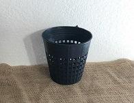 Vaso rete morbida per piante acquatiche (diametro 12 cm)