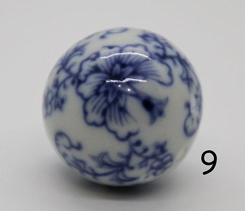 Ukidama piccola N° 9 - diametro 3 cm