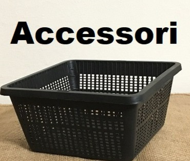Accessori per laghetto