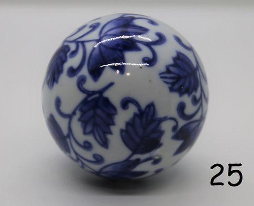 Ukidama grande N° 25 - diametro 5,5 cm